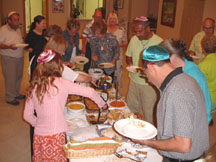 Last Passover at King of Peace
