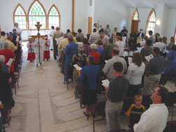 Worship at King of Peace